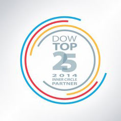 DOW Top 25 2014