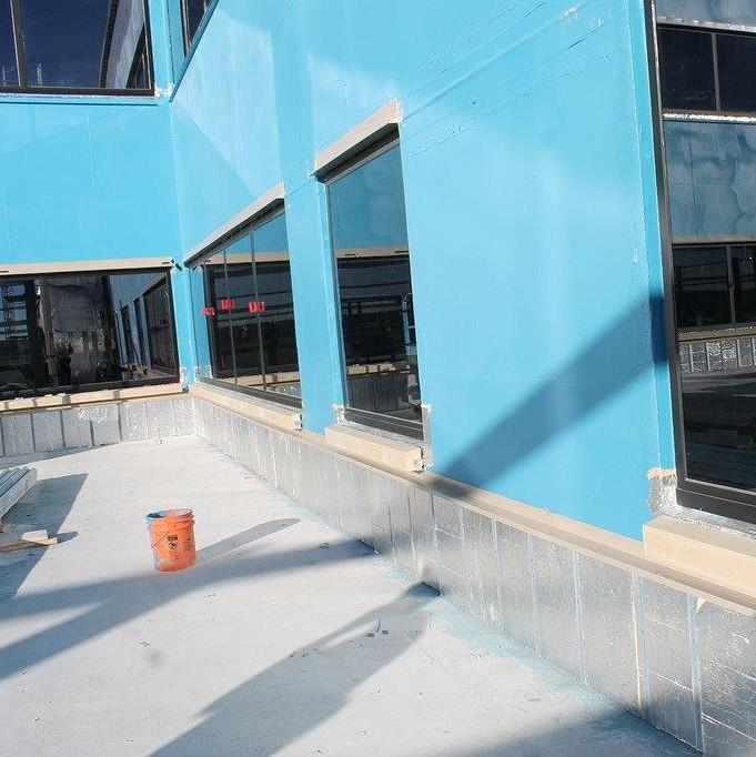 Carlisle Barritech VP - Sterling Building Materials