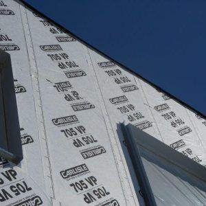 Carlisle 705 VP fire resistant air & vapor barrier