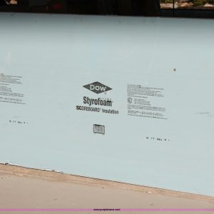 Dow Styrofoam Score Board