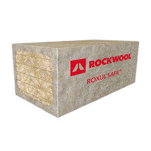 Roxul Safing - mineral wool insulation for fire separation, fire resistance, and soundproofing