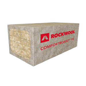 Rockwool Roxul Comfortboard 110 Mineral Wool Insulation Board